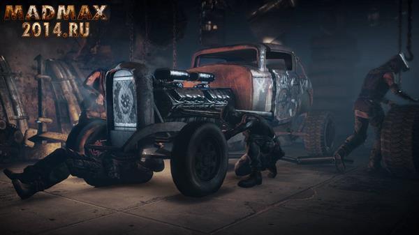 скачать бесплатно игру на компьютер Mad Max через торрент - фото 9