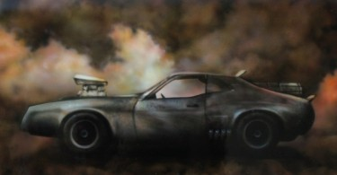 XB GT Ford Falcon Coupe из Mad Max-1